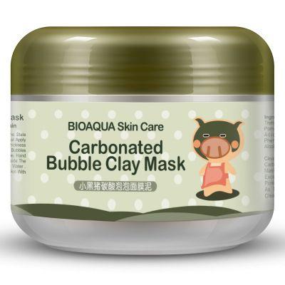 Парк-Спрингс Ya пузыря грязь сон маска глубокое очищение мыть увлажняющую маску Spring