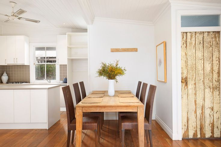 Character home on two titles with sunny garden, dining area, original door, 260 Elswick Street, Leichhardt, Pilcher Residential
