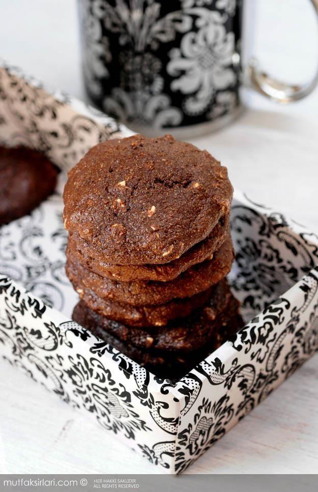 Dukan Kurabiyesi (Browni Kurabiye) Tarifi | Mutfak Sırları