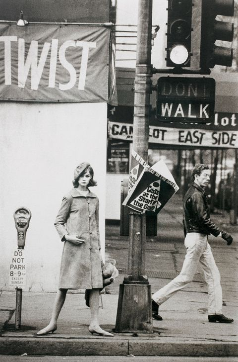 We'll take Manhattan: David Bailey and Jean Shrimpton in New York