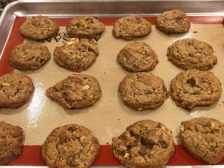 Mindent bele (Texas keksz), egy nagyon különleges, de mégis könnyen elkészíthető édes csoda!
