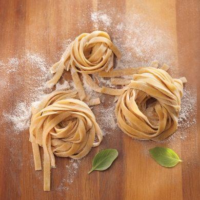 En étapes: comment faire des pâtes maison sans machine - En étapes - Cuisine et nutrition - Pratico Pratique