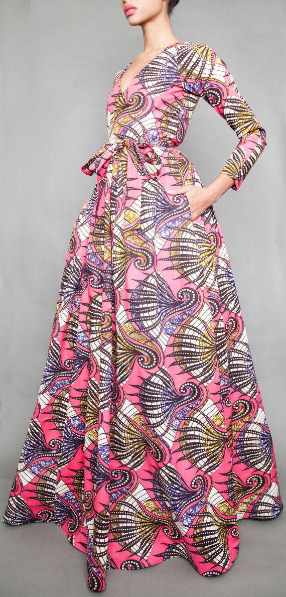 25 b sta id erna om robe africaine moderne p pinterest. Black Bedroom Furniture Sets. Home Design Ideas