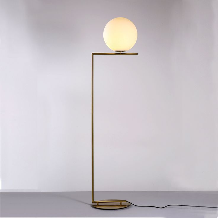 Cheap floor lamp metal, Buy Quality modern floor lamp directly from China tripod floor Suppliers: Glass Ball Floor Light lamp Modern Floor lamps Metal Tripod Floor Zoom for living room bedroom kids room