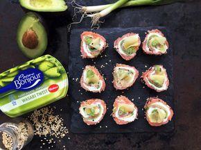 I samarbete med Crème Bonjour har vi tagit fram ett recept med en av deras nya produkter - Crème Bonjour Wasabi. För oss är wasabi och lax en självklar kombination. Wasabi används ofta i det...