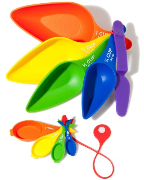 Colorful Spoons: 17 Best Images About Colors Of The Rainbow On Pinterest