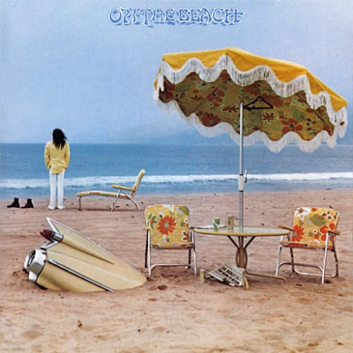 Neil Young 1974 - On The Beach