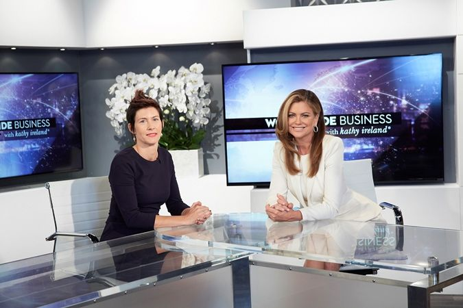 Worldwide Business with kathy ireland® Interviews Carolin Hauser to Showcase Unique Ways to Help People Move Past Trauma to Live the Life…