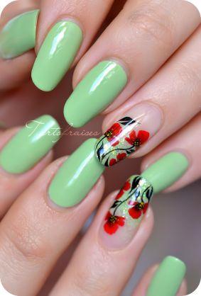 17 best images about elegant nail art on pinterest