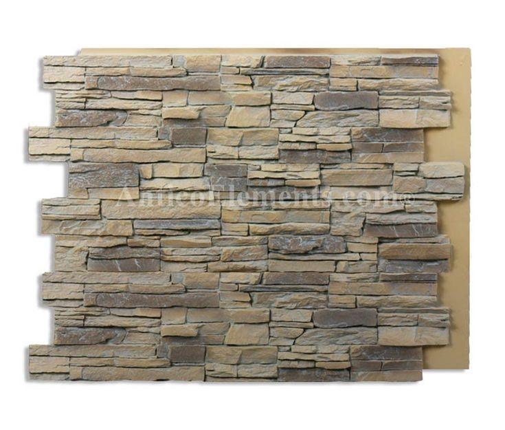 Fake Stone Panels