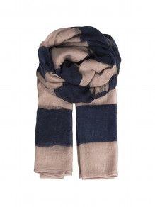 Becksöndergaard Elvira scarf series - Rosewood