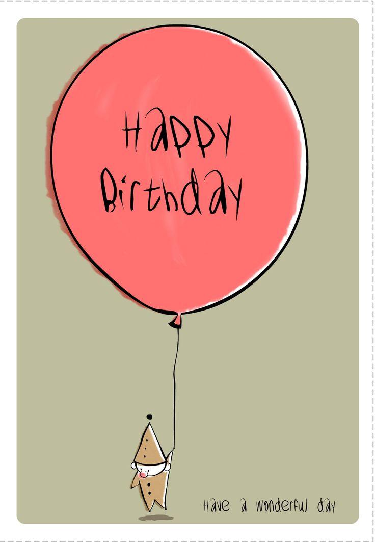 #Birthday Card Free Printable