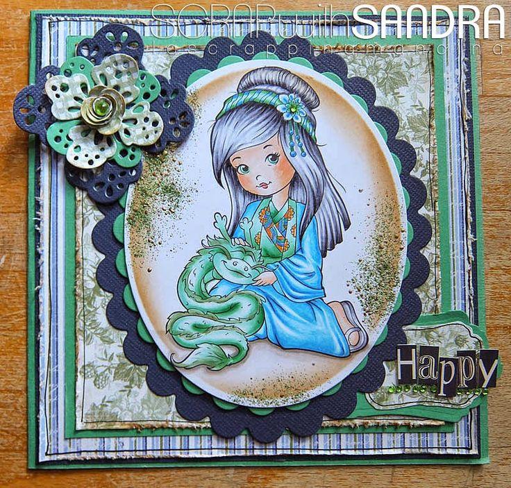 Copic Italia - Sandra