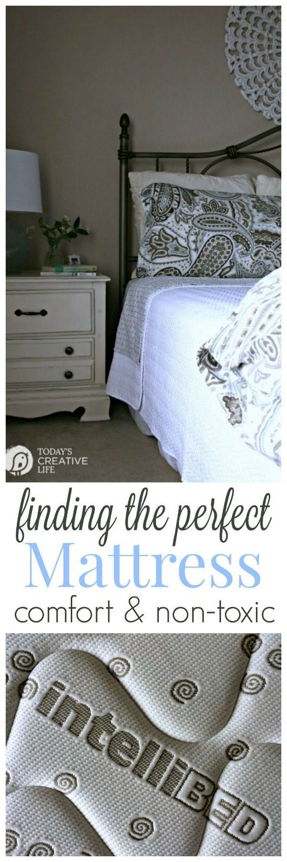Non Toxic Bedroom Furniture 17 Best Ideas About Comfort Mattress On Pinterest Homemade Bed