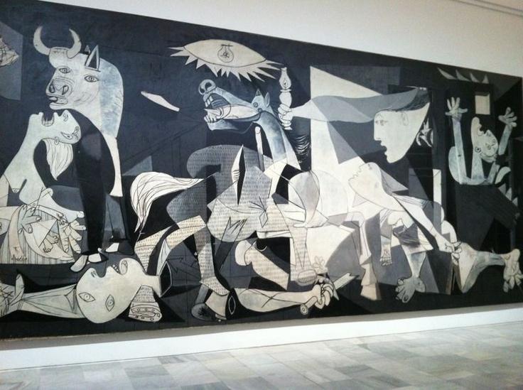 Gernika by Picasso