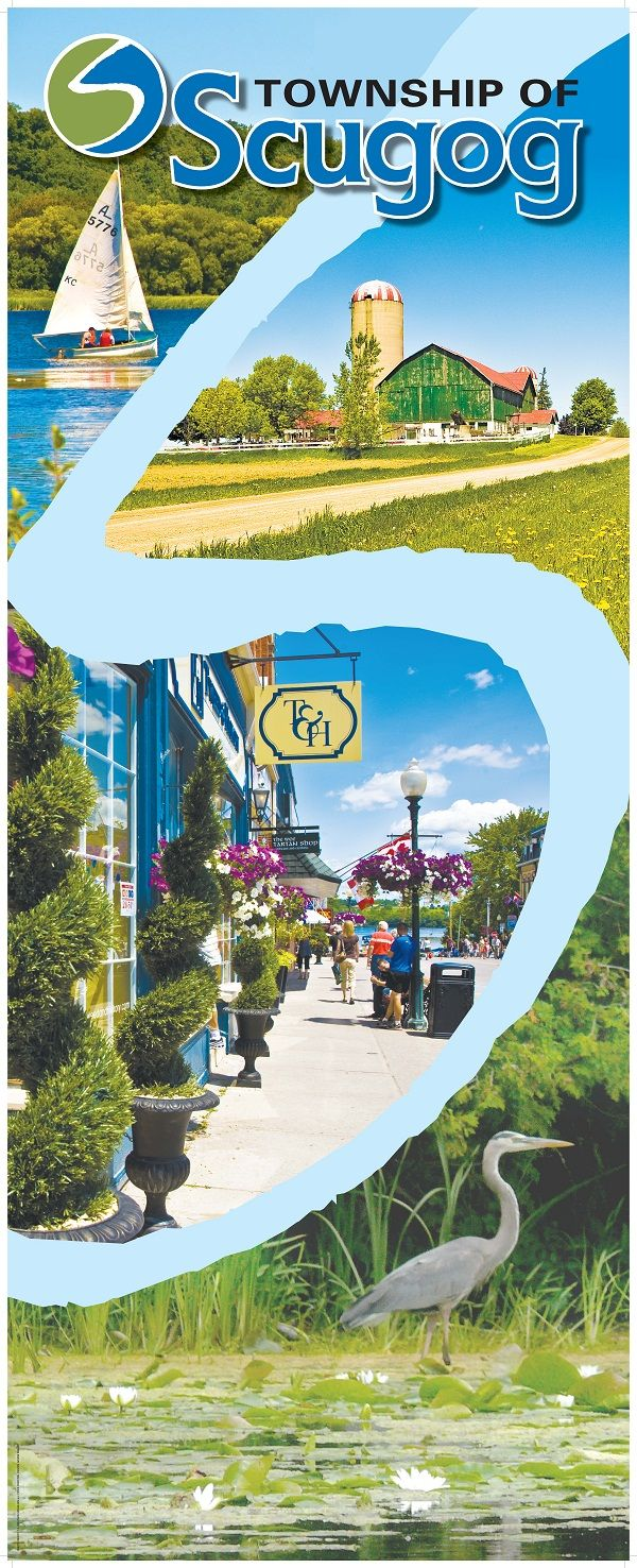 Port Perry's charming downtown: something for everyone! via the Township of Scugog