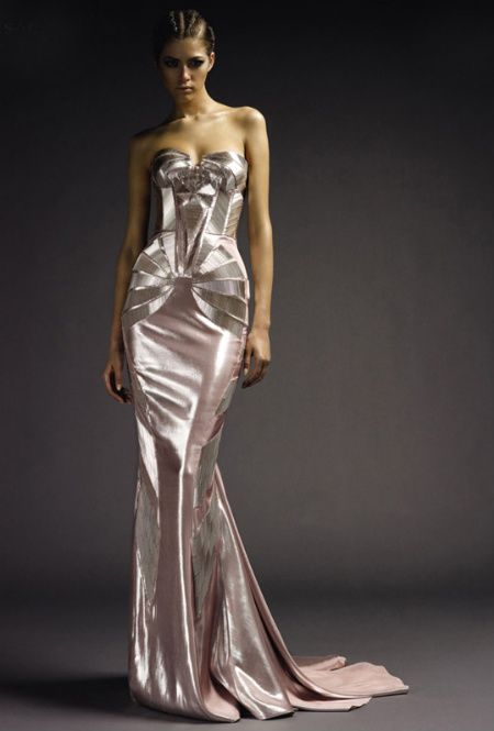 Atelier Versace Fall 2009   The Tom & Lorenzo Archives: 2006 -2011