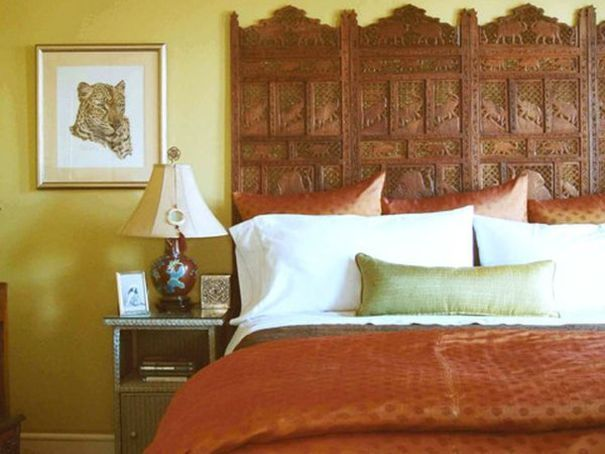 These Headboards have taken Bedroom Design to a super creative level | Ideas | PaperToStone