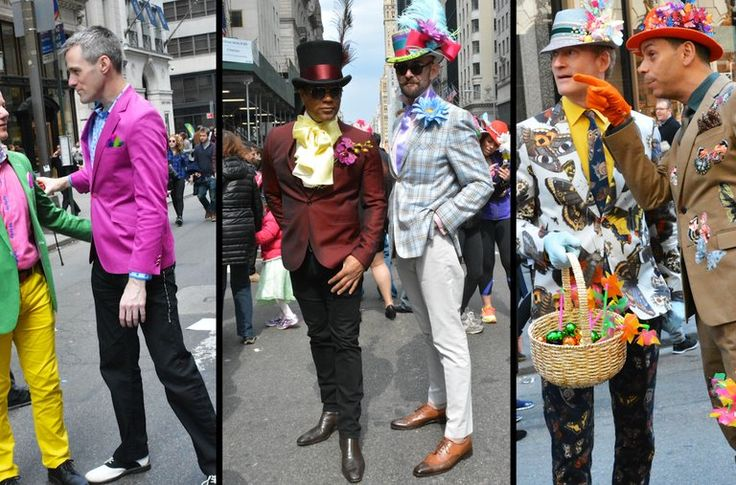 A century-old tradition, the Fifth Avenue Easter Parade brings together fantasy and reality.