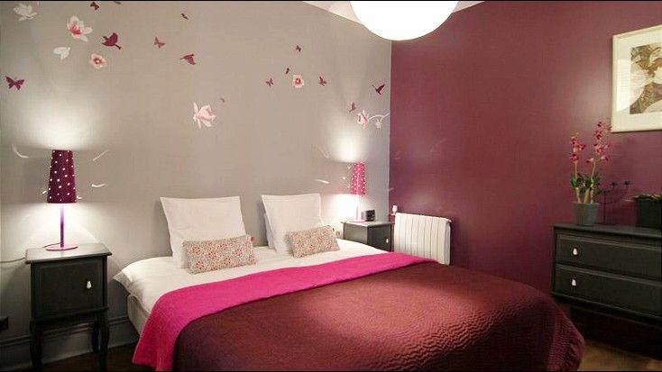 Charming bedroom.