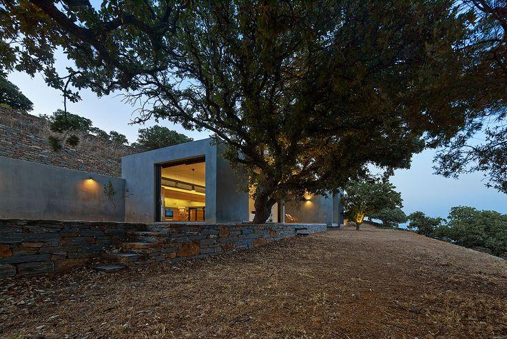Galería - Casa en Kea / Marina Stassinopoulos   Konstantios Daskalakis - 101
