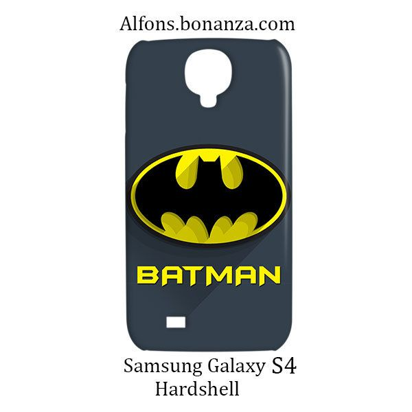 Batman Superhero Samsung Galaxy S4 S IV Hardshell Case