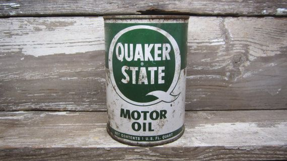 45 best memory lane ange 39 s service station images on for Quaker state motor oil history