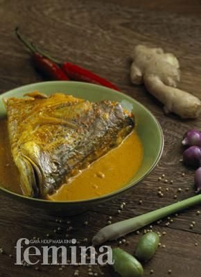 Femina.co.id: Gulai Kepala Ikan #resep