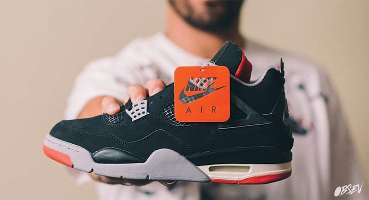 Air Jordan 4 Retro 1999 Release - Black/Cement Grey