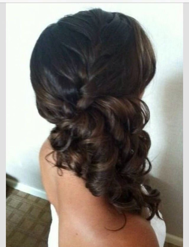 Veil pictures with side pinned hair! - Weddingbee