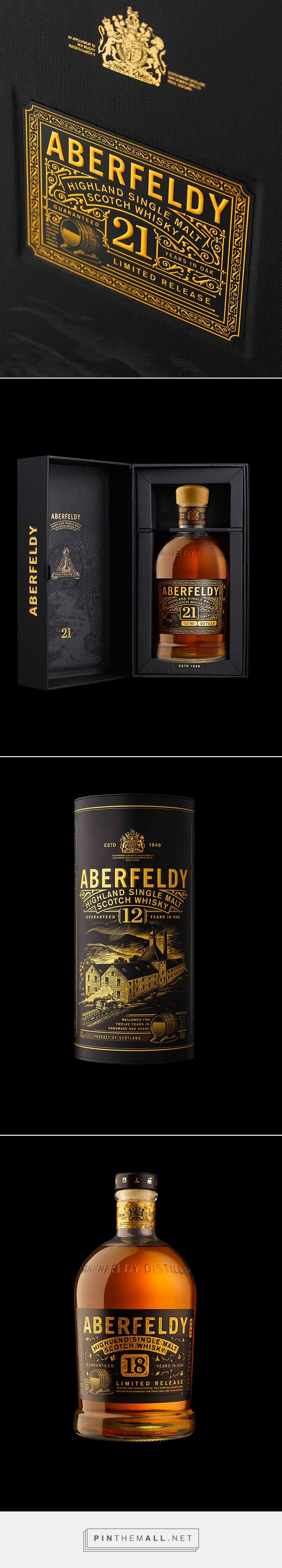 Aberfeldy Single Malt Scotch Whisky