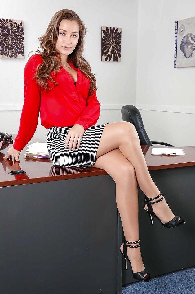 Sexy Office Skirt 35