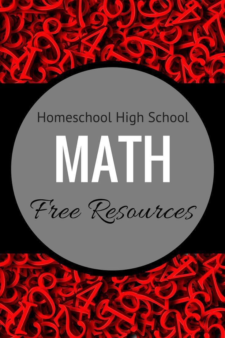 321 best Math 6th-12th Grade images on Pinterest   High school maths ...