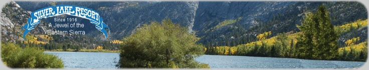 Silver Lake in the High Sierras....my all time favorite place to vacation.