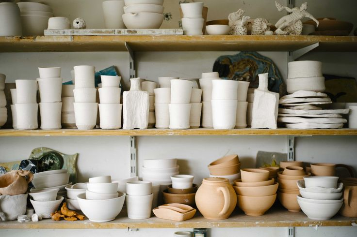 VINTAGE HOME: DIY Ceramic Homewares