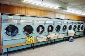 launderettes 1970s