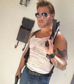 Chris Jericho Begins Filming Code5 - http://www.wrestlesite.com/wwe/chris-jericho-begins-filming-code5/