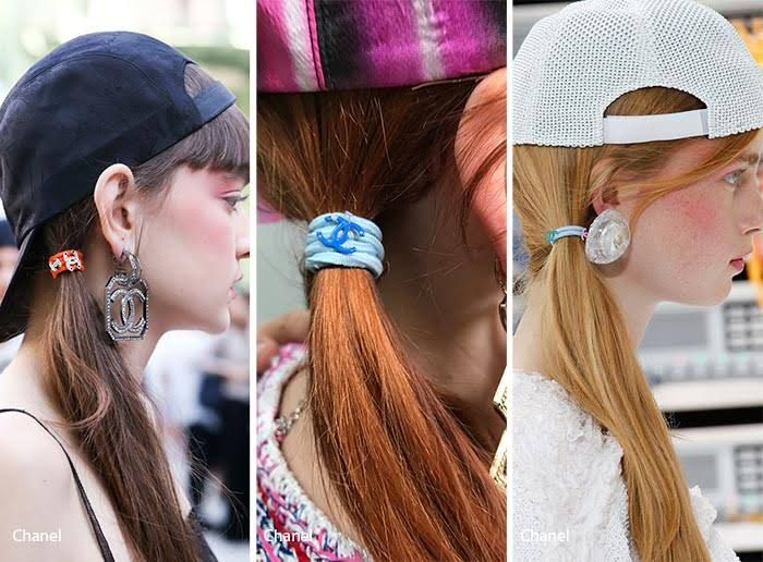 Spring/ Summer 2017 Hair Accessory Trends: Hair Bands/ Scrunchies