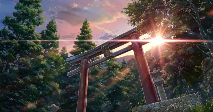 Kimi no Na Wa, il nuovo anime di Makoto Shinkai