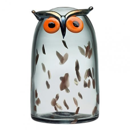 Long eared Owl | Chlas Atelier / Size : 17.5 x 11 cm Condition : / Price : € 465,- /  Info : Special bird made for Stockmann Finland, only in small pieces.