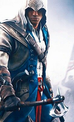 Assassin's Creed - Connor / Ratonhnhake:ton