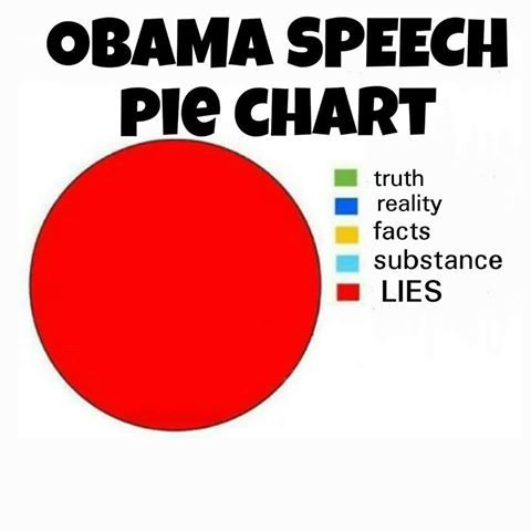 Image result for brazen lies about obama