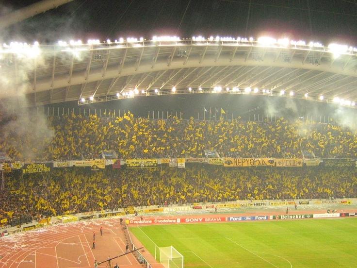 AEK-Milan (OAKA stadium)