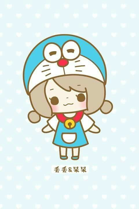Doraemon (Mobile phone wallpaper)