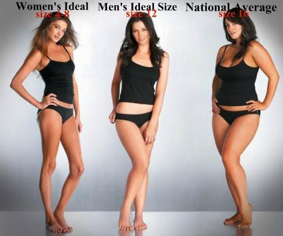 i don't feel like I'm the middle girls size... but i am.. actually ...