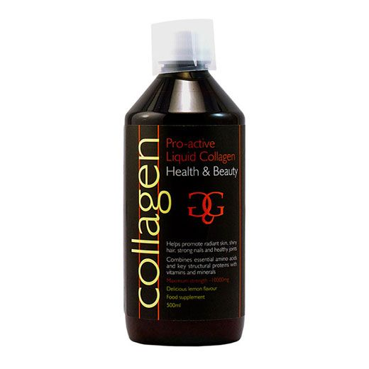 Collagen Pro-Active 1000mg Λεμόνι (500ml)
