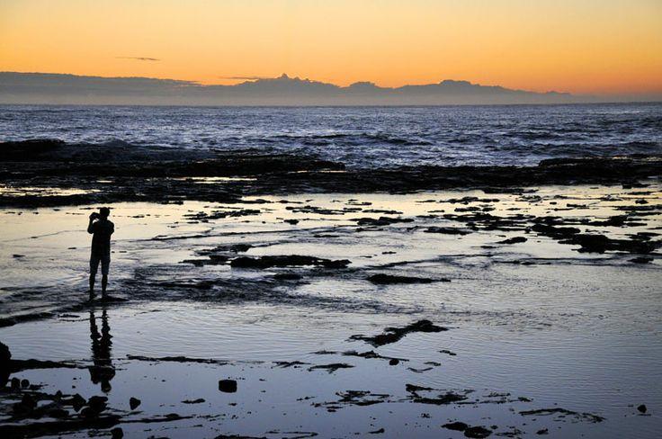 Werri Beach, Gerringong, New South Wales, Australia at sunrise