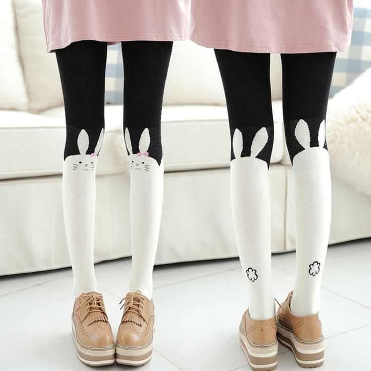 Lovely rabbit tights SE8978