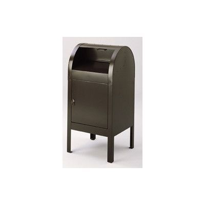 Charnstrom Weather Sealed Outdoor Mail Drop Box