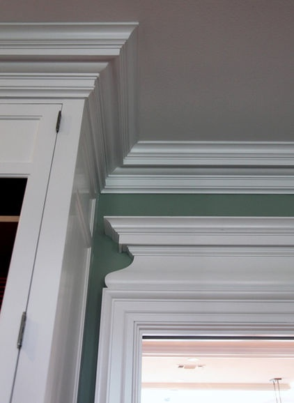 1000 Ideas About Window Crown Moldings On Pinterest